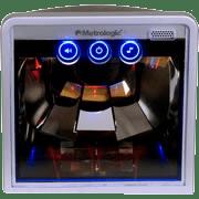 Solaris 7820全向激光扫描器